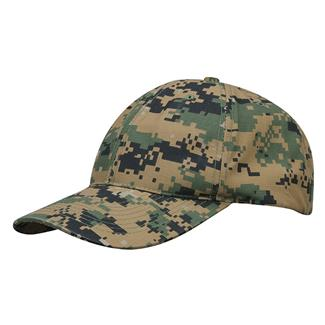 Propper Cotton / Poly Ripstop 6-Panel Hat Digital Woodland