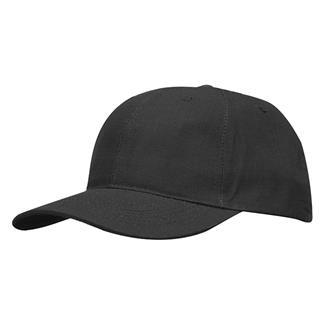 Propper Poly / Cotton Ripstop 6-Panel Hat Black