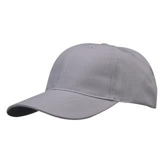 Propper Poly / Cotton Ripstop 6-Panel Hat Gray