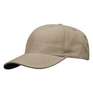 Propper Poly / Cotton Ripstop 6-Panel Hat Khaki