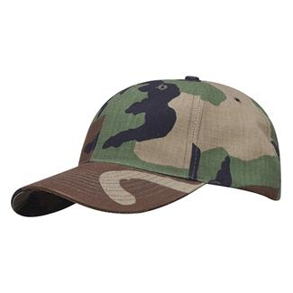 Propper Cotton Ripstop 6-Panel Hat Woodland