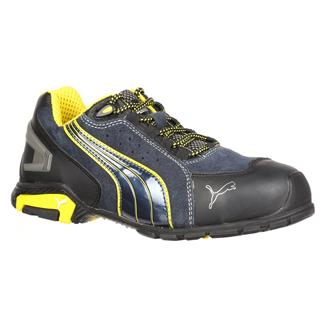 Puma Safety Rio Low AT Black / Navy / Yellow