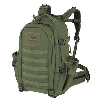 Maxpedition Zafar Internal Frame Backpack OD Green