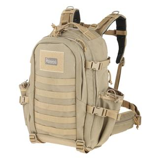 Maxpedition Zafar Internal Frame Backpack Khaki
