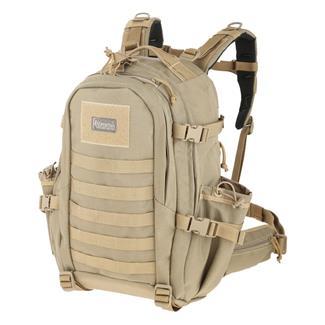 Maxpedition Zafar Internal Frame Backpack Khaki