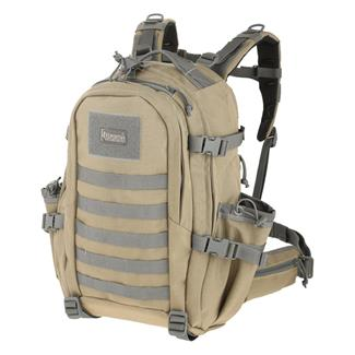Maxpedition Zafar Internal Frame Backpack Khaki / Foliage