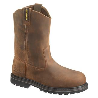 Cat Footwear Edgework Pull On ST Mahogany