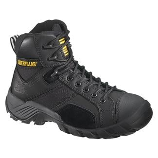 Cat Footwear Argon Hi CT WP Black