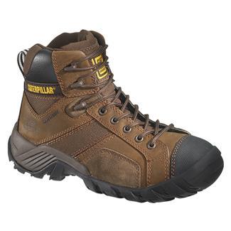 Cat Footwear Argon Hi CT WP Dark Brown