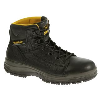 Cat Footwear Dimen Hi ST Black