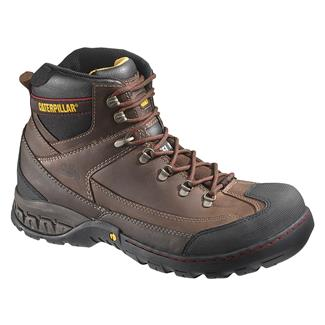 Cat Footwear Dynamite ST WP Dark Brown