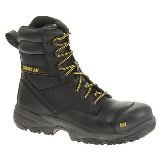 "Cat Footwear 8"" Dynamo CT Black"