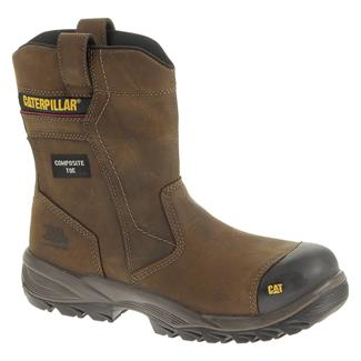 Cat Footwear Dynamo Pull On CT Dark Brown