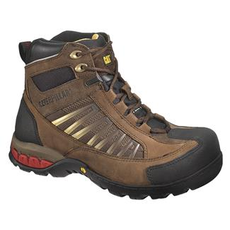 Cat Footwear Kaufman FF ST WP Dark Brown