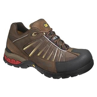 Cat Footwear Kaufman ST Dark Brown