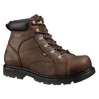 Cat Footwear Mortar ST Dark Brown