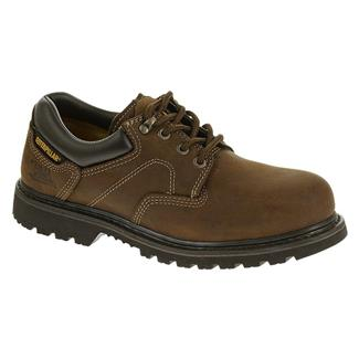 Cat Footwear Ridgemont ST Dark Brown