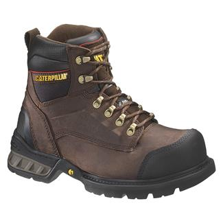 Cat Footwear Spartan ST Dark Brown