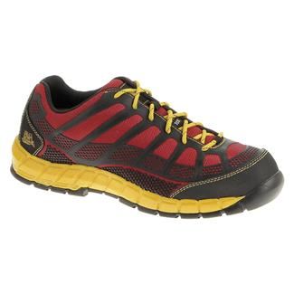 Cat Footwear Streamline CT True Red / Black / Yellow Cat