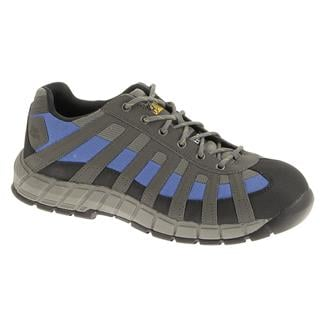 Cat Footwear Switch ST Pepper / Medium Charcoal / Classic Blue