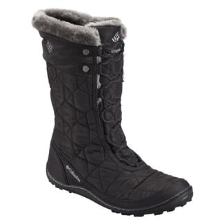 Columbia Minx Mid II Omni-Heat 200G Black / Charcoal