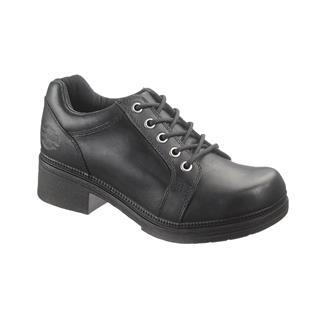 """Harley Davidson Footwear 2.5"""" Cate Black"""
