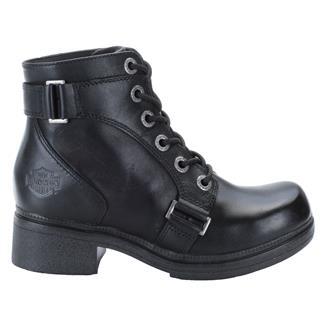 """Harley Davidson Footwear 4.5"""" Celia Black"""