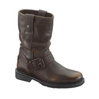 "Harley Davidson Footwear 8.5"" Darice Brown"