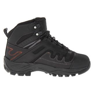 """Harley Davidson Footwear 4"""" Millan ST Black"""