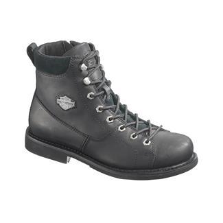 "Harley Davidson Footwear 6"" Aaron Black"
