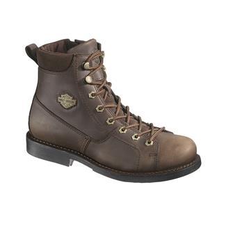 """Harley Davidson Footwear 6"""" Aaron Brown"""