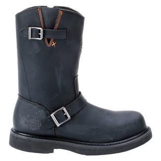 """Harley Davidson Footwear 10.25"""" Jason ST Black"""
