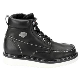 "Harley Davidson Footwear 6"" Beau Black"