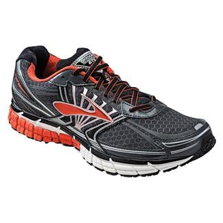 Brooks Adrenaline GTS 14 Black / Anthracite / Orange.com