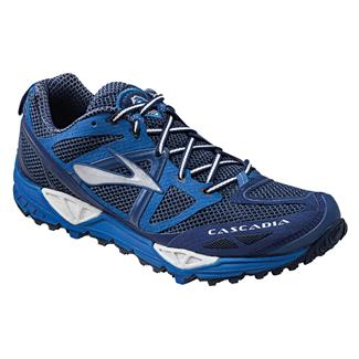 Brooks Cascadia 9 Sodalite / Electric Blue / Medieval Blue