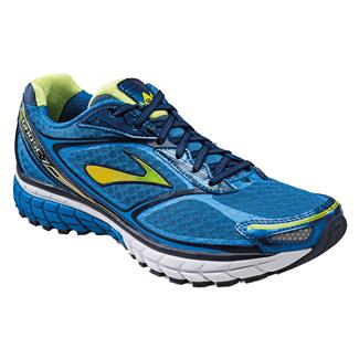 Brooks Ghost 7 Electric Blue Lemonade / Lime Punch / Peacoat Navy