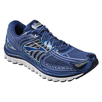 Brooks Glycerin 12 Sodalite Blue / Methyl Blue / Silver