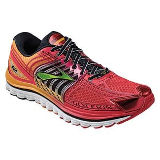 Brooks Glycerin 12 High Risk Red / Flame Orange / Black Lime