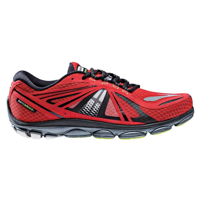 Brooks PureCadence 3 High Risk Red / Black / Nightlife