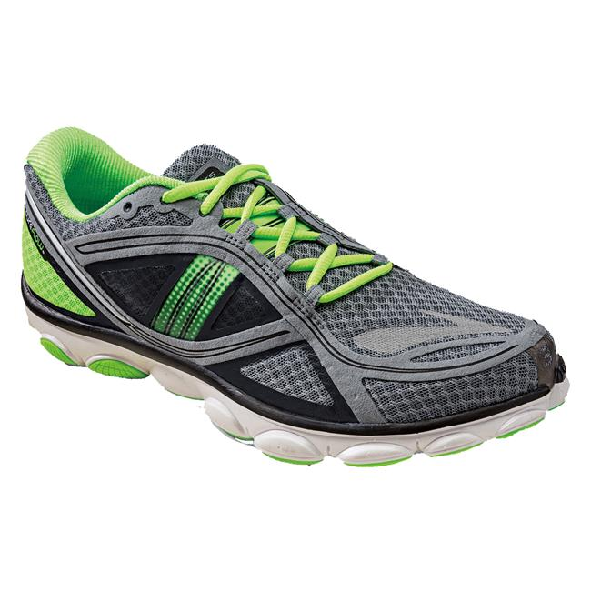 Brooks PureFlow 3 Pavement / Black / Bright Green