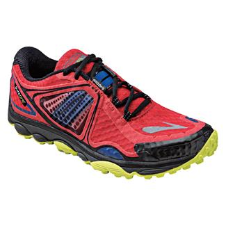 Brooks PureGrit 3 High Risk Red / Electric / Lime Punch