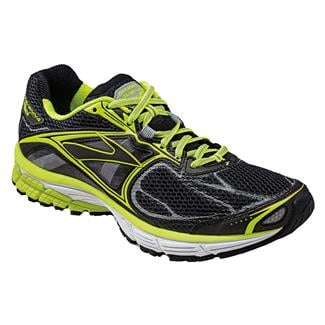 Brooks Ravenna 5 Nightlife / Black / Silver
