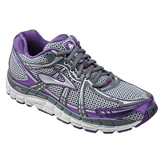 Brooks Addiction 11 Electric Purple / Flint Stone / Silver