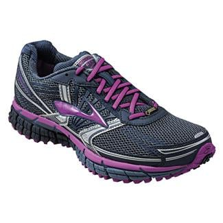 Brooks Adrenaline ASR 11 GTX Vintage Indigo / Midnight / Purple Cactus Flower