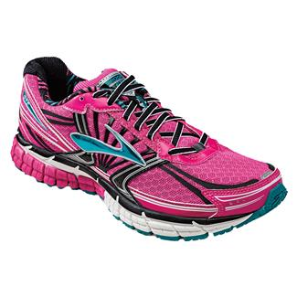 Brooks Adrenaline GTS 14 Pink Glo / Black / Capri Breeze