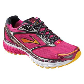 Brooks Ghost 7 Beetroot Purple / Black / Silver