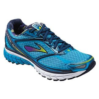 Brooks Ghost 7 Hawaiian Blue / Eclipse / Lime Punch