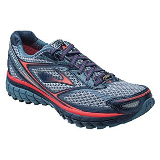 Brooks Ghost 7 GTX Storm / Midnight / Fiery Coal
