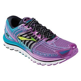 Brooks Glycerin 12 Purple Cactus Flower / Capri Breeze / Black