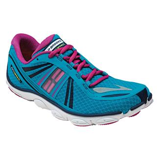 Brooks PureConnect 3 Atomic Blue / Festival Fuchsia / Peacoat Navy